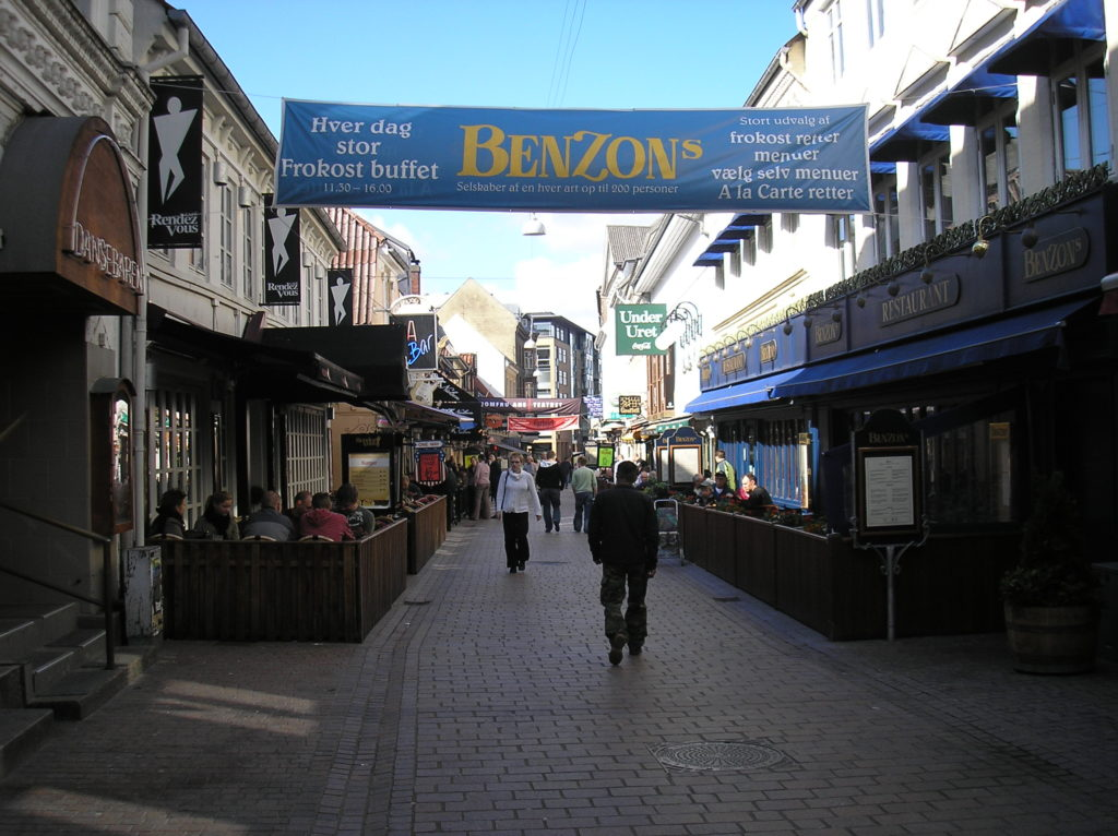 Restaurants in Aalborg
