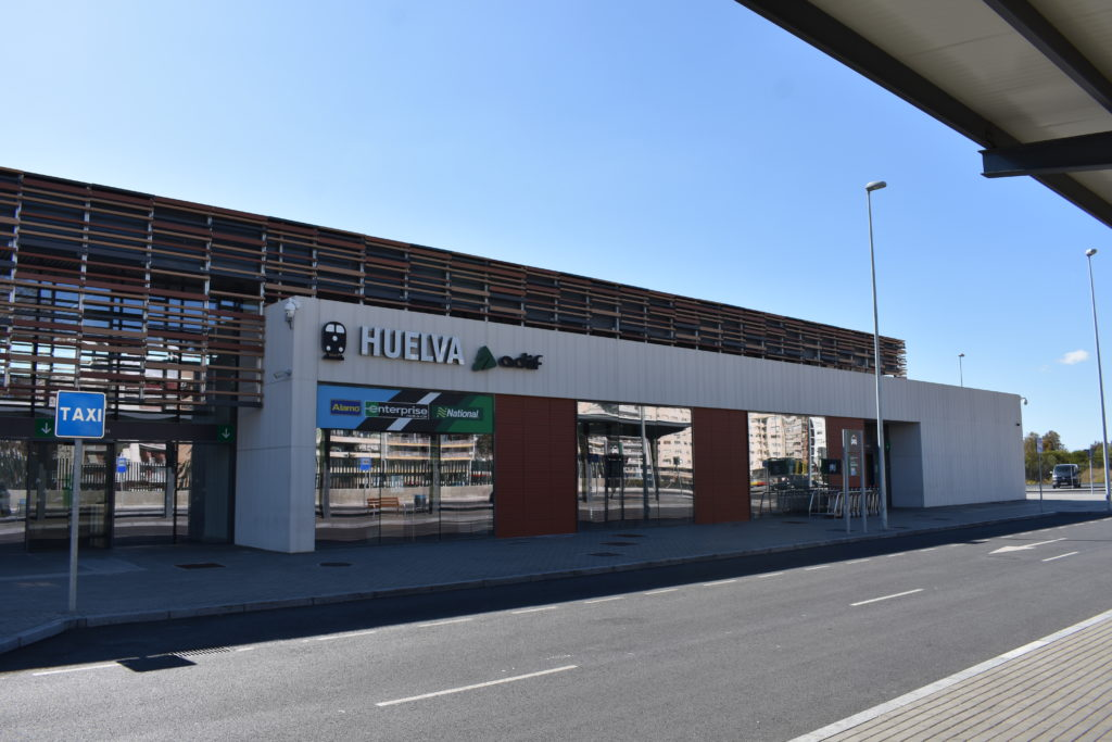Huelva train station