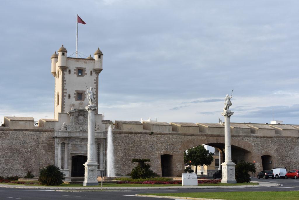Plaza la Constitucion Cadiz