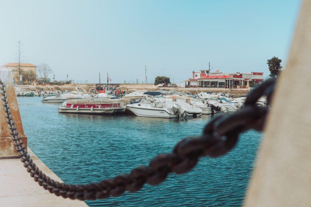 Faro's Marina