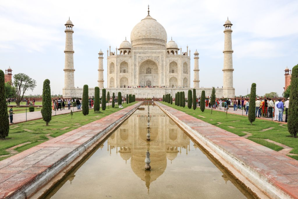 Sights and attractions in Agra
