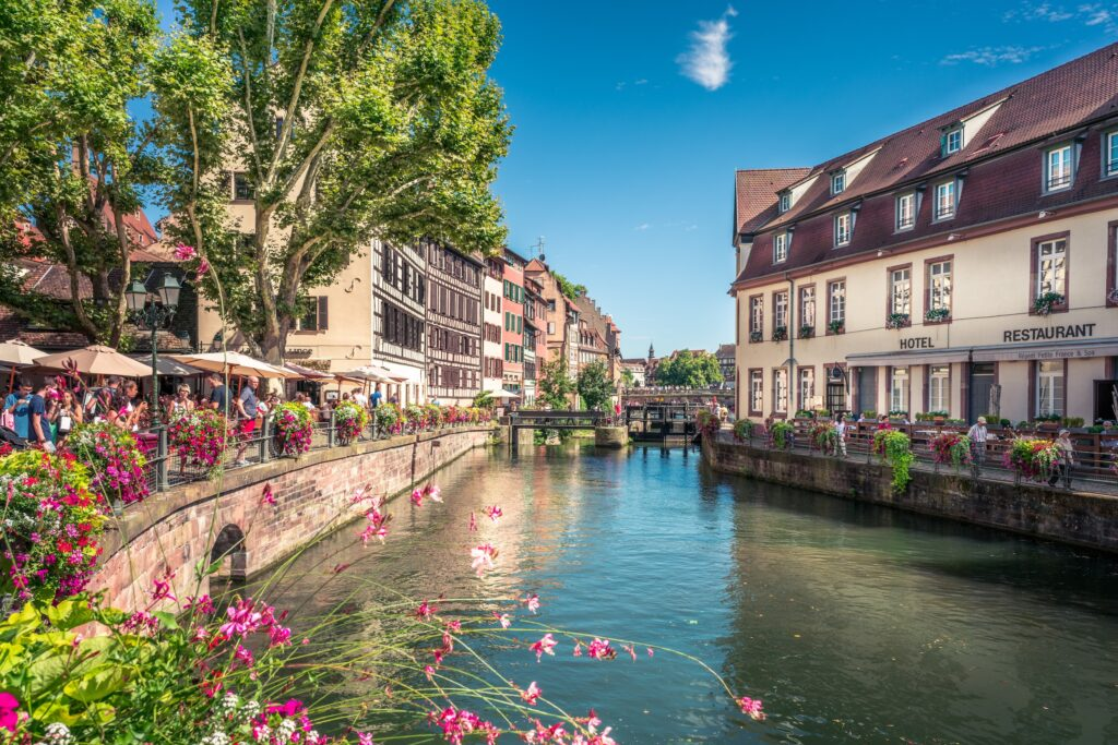 Where to stay in Strasbourg France