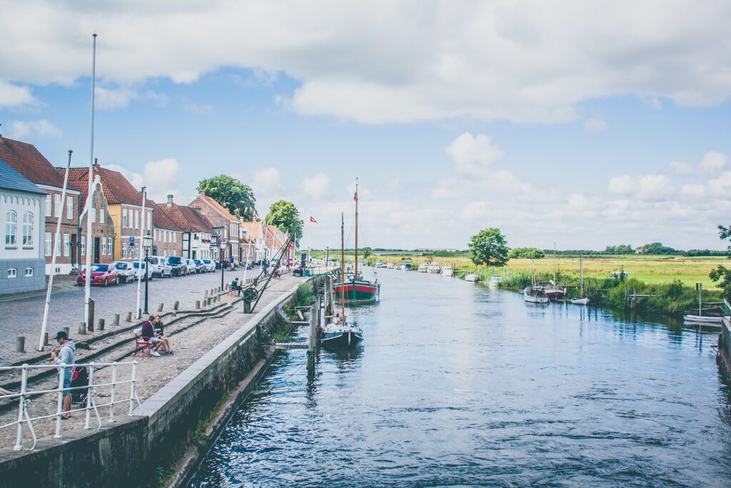 Ribe attractions