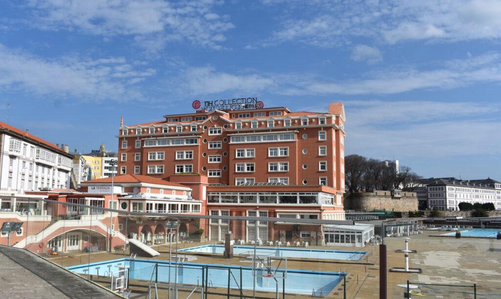 A Coruña hotel