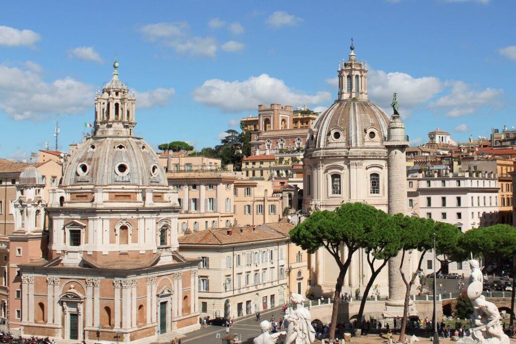 Attractions and things to do in Rome