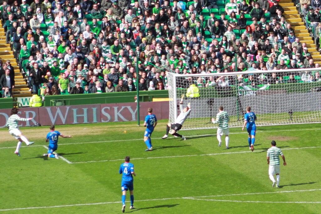 Football trip to Glasgow