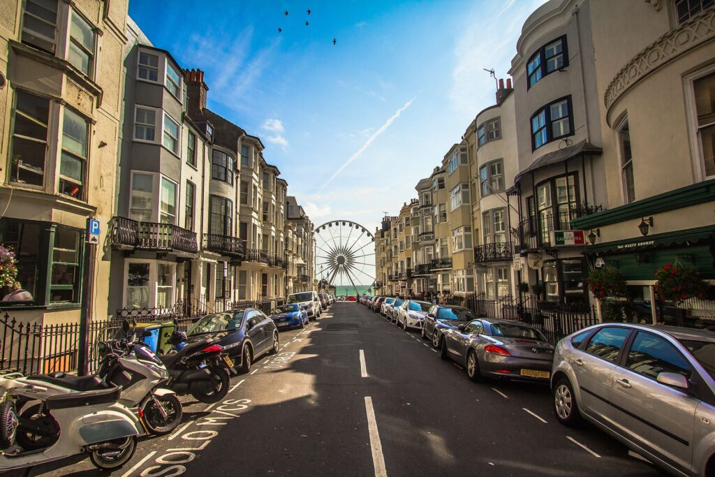 Shopping in Brighton