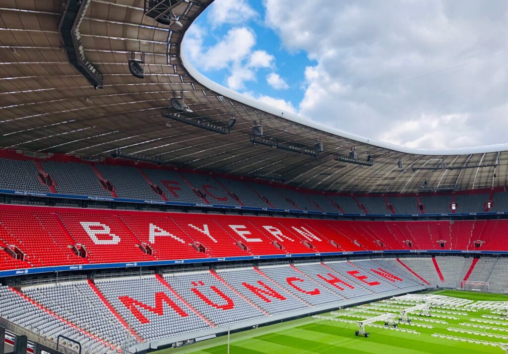 Football trip to Munich