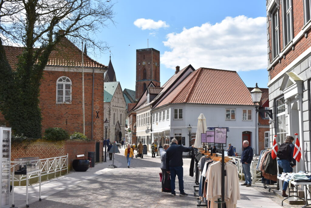 Best attractions in Ribe Denmark