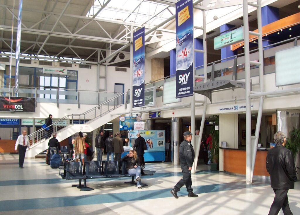 Sofia Airport