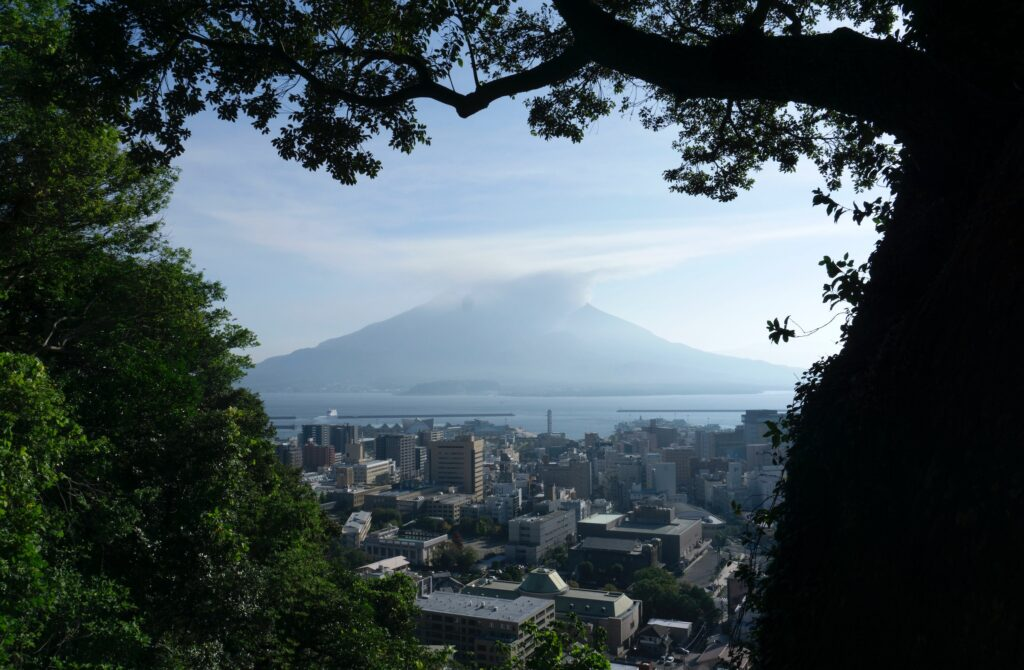 Where to stay in Kagoshima