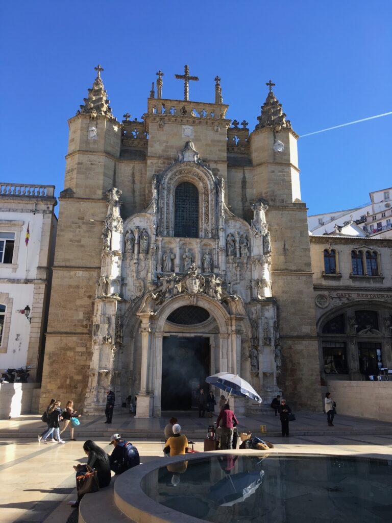 Coimbra Santa Cruz