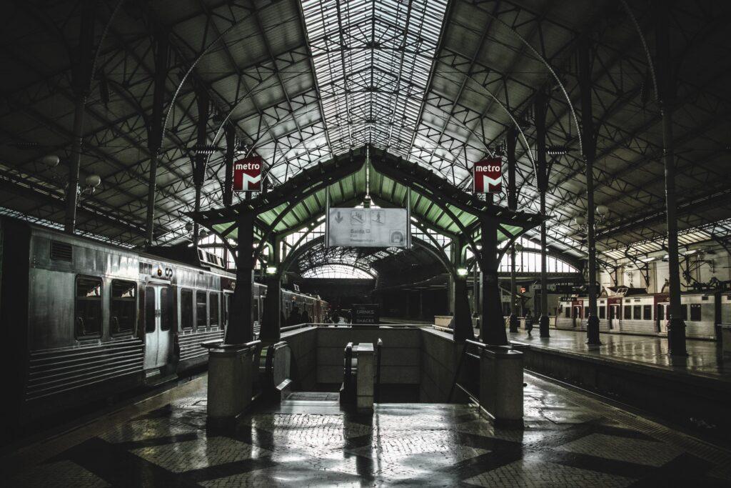 Lisbon Rossio Station