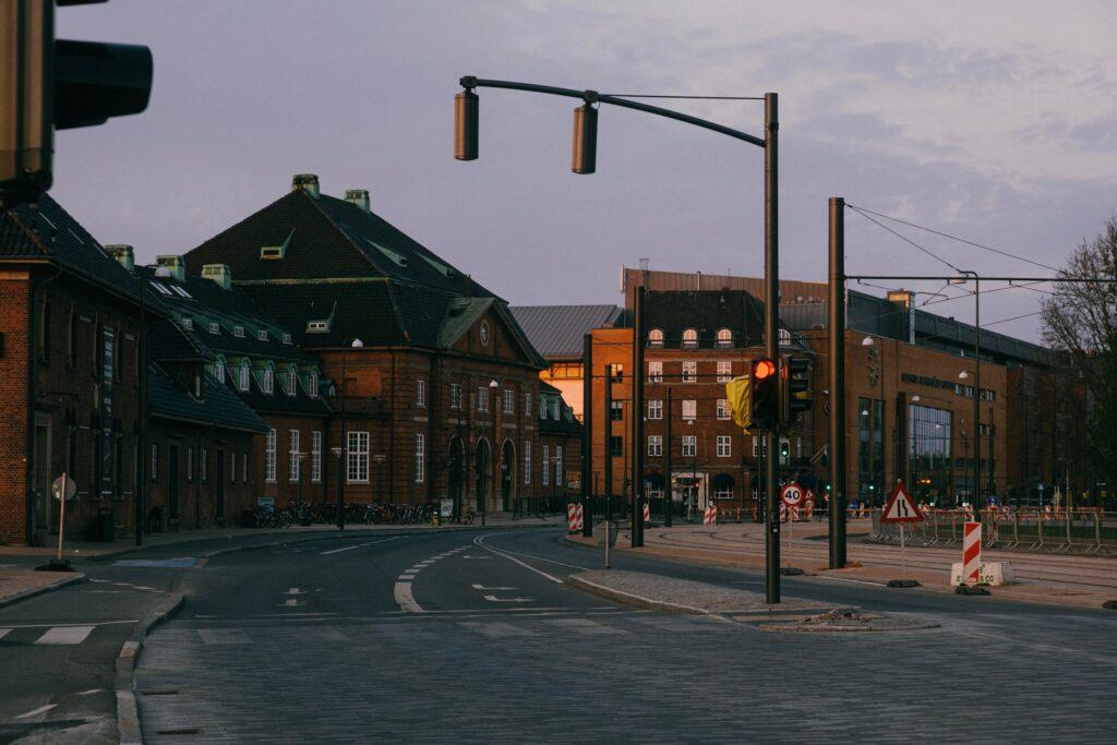 Odense neighborhoods