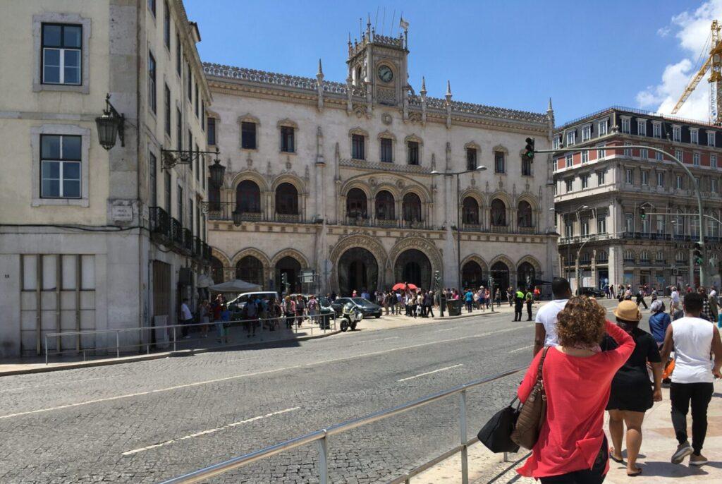 Best neighborhoods in Lisbon