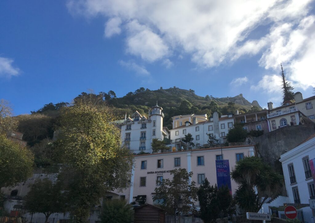 Where to Stay in Sintra Portugal