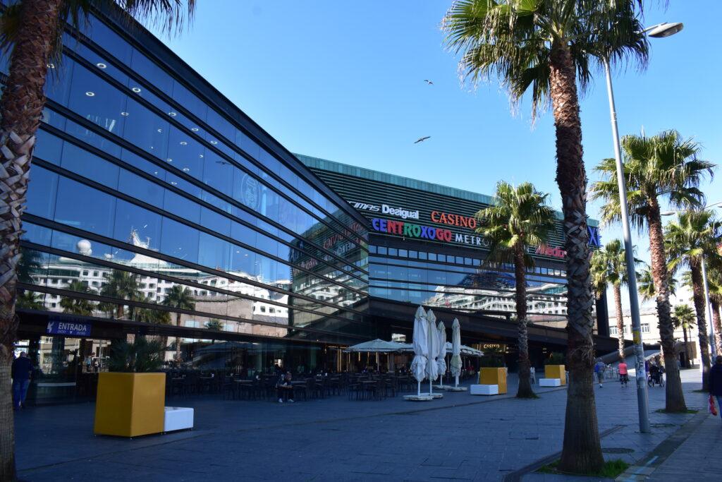 Casino and shopping mall Vigo