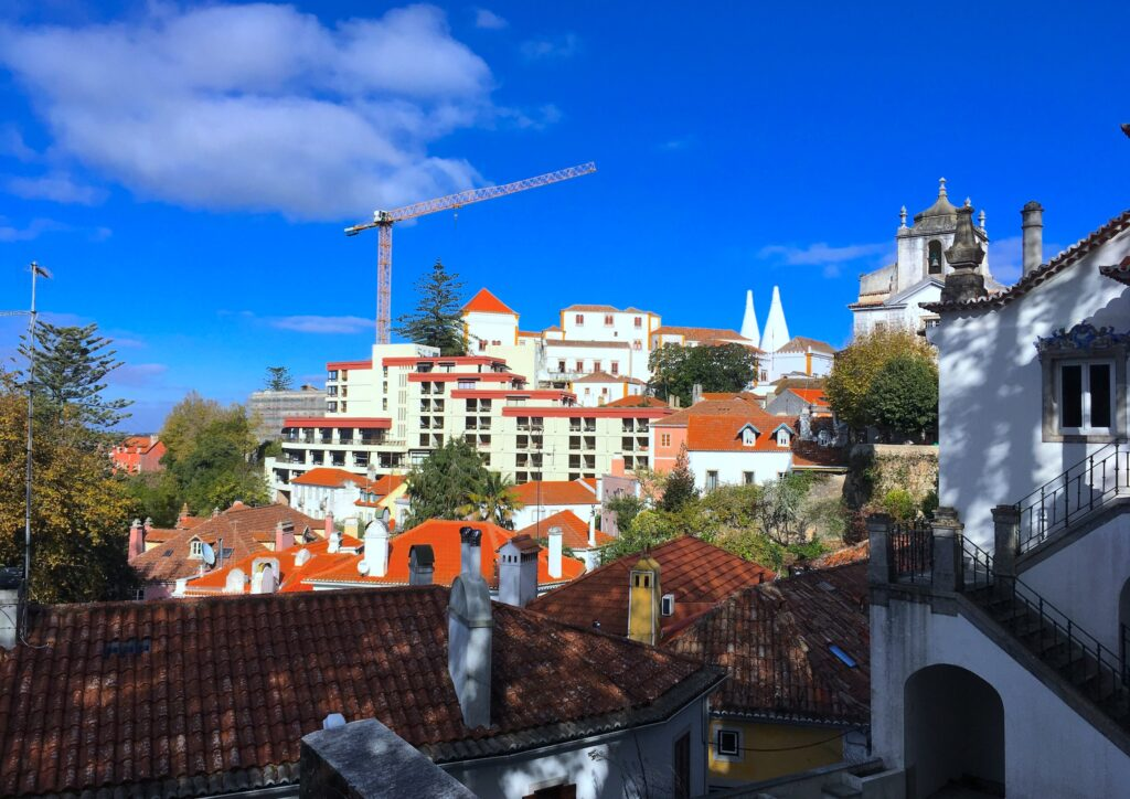 Tourist attractions in Sintra