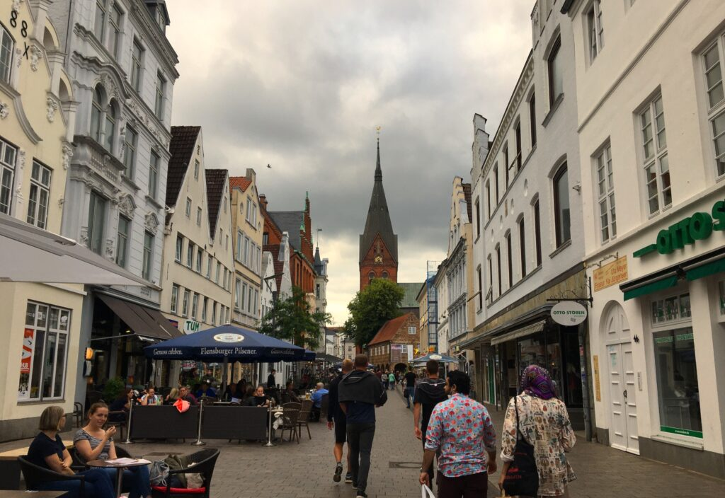 Flensburg centre