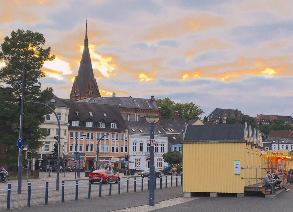 Where to stay in Flensburg, Germany
