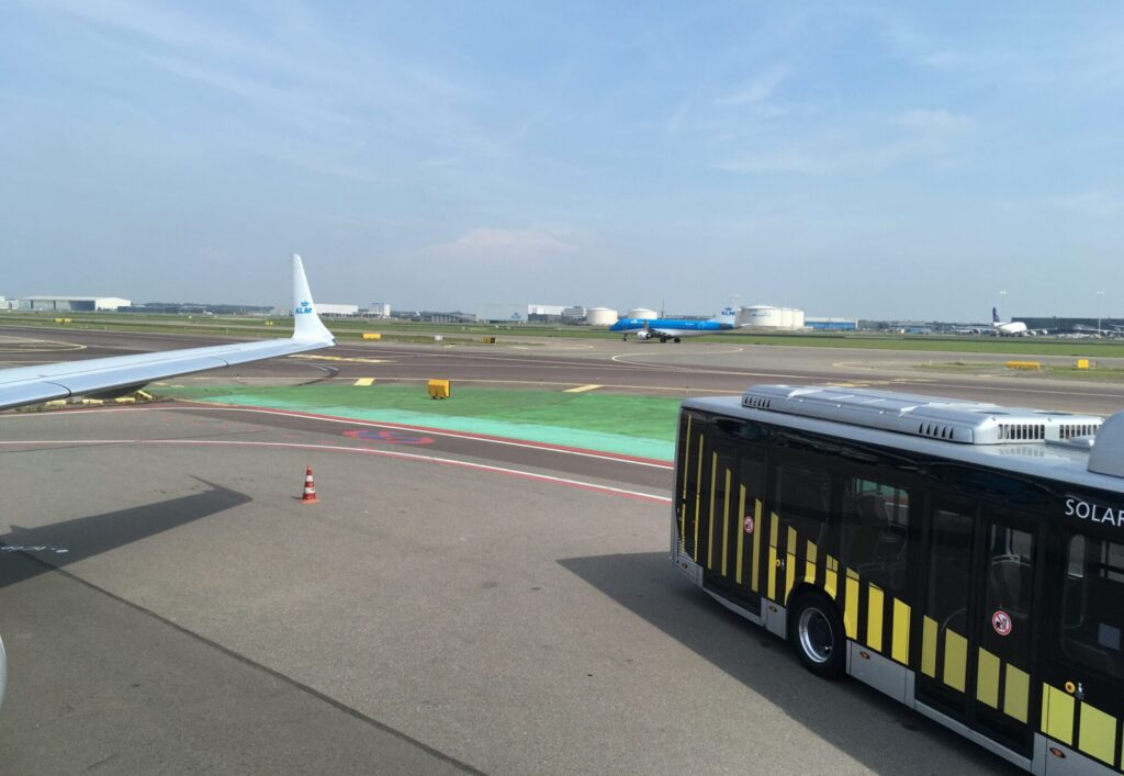 Amsterdam Airport guide