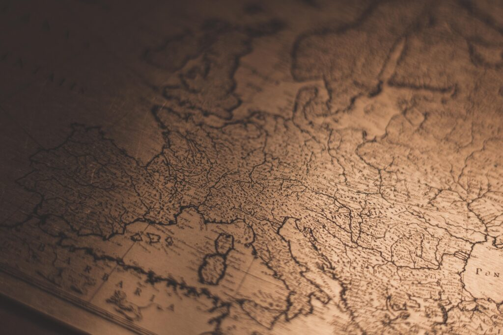 Unknown Destinations in Europe